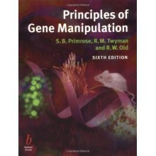 Principles of Gene Manipulation