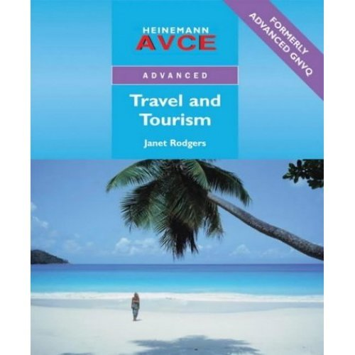 AVCE: Travel & Tourism Student Book (Heinemann AVCE: Advanced)