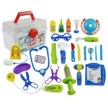 Learning Toys Pretend & Play Doctor Set Kids Simulation Box Prince Set