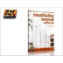 Akbook259 - Ak Interactive Book Realistic Wood Effects