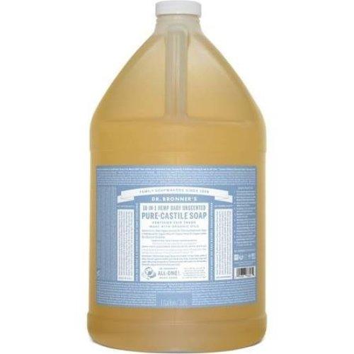 Dr Bronner Baby Mild Pure-castile Liquid Soap  3.79 Litre