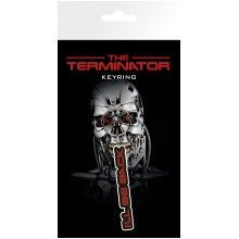 The Terminator I'll Be Back Keyring