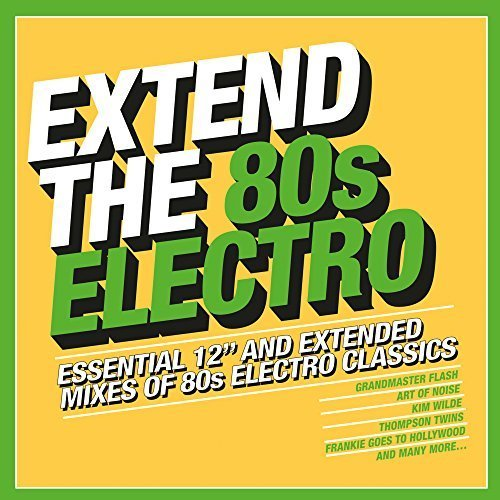 Extend the 80s - Electro [CD]