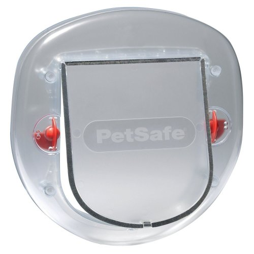 PetSafe Staywell Big Cat/Small Dog Pet Flap Frosted Sliding & Glass Doors/Window