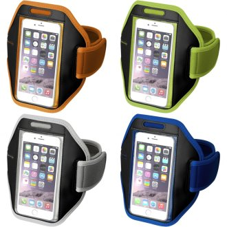 Bullet Gofax Smartphone Touch Screen Arm Strap