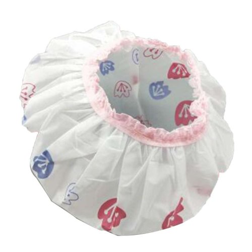 5 Pcs Women Bathing Caps Waterproof Shower Cap Kitchen Anti-smoke Cap #8