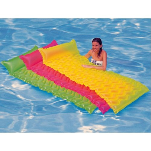Intex Tote N Float Wave Mat. The rollable lilo!