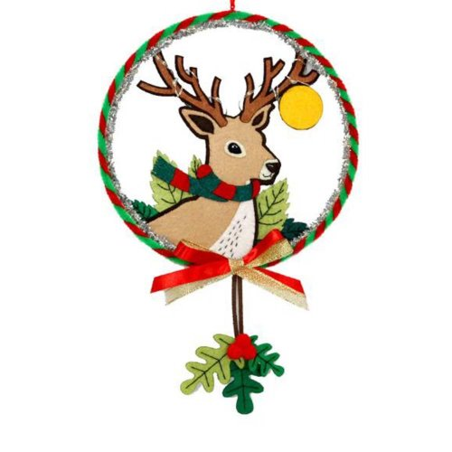 DIY Dream Catcher Craft Kit Nice Christmas Gifts By Hand,Meaningful Gift