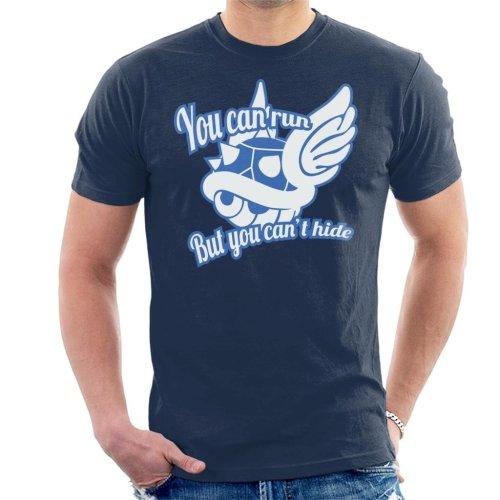Mario Kart Shells You Can Run But You Cant Hide Men's T-Shirt