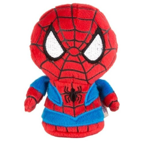 Spiderman Itty Bitty Character Soft Toy