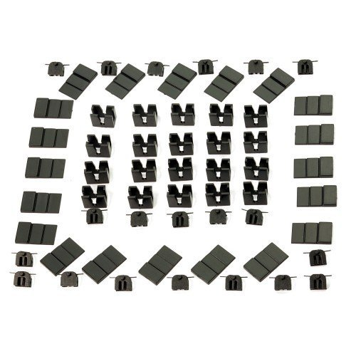 20 NEM Pockets for Easi-Fit Magnetic Couplings Dapol 2A-000-014 - free post