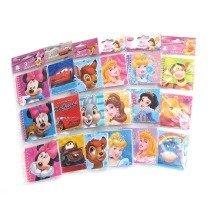 6 Sets of 3 Disney Spiral Notebooks