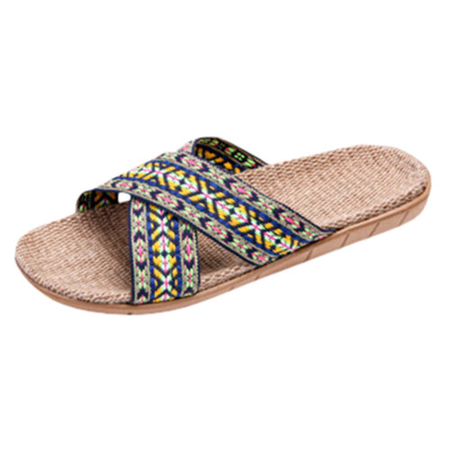 Ladies House Slippers Casual Slipper Indoor & outdoor Anti-Slip Shoes NO.25