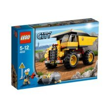 LEGO City 4202: Mining Truck