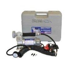 BRITPART Portable Air Compressor - Single Pump 75L/150 PSI - DA2354