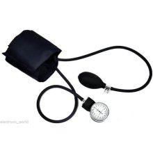 Professional Aneroid Sphygmomanometer Cuff Blood Pressure Montior Dial Nylon