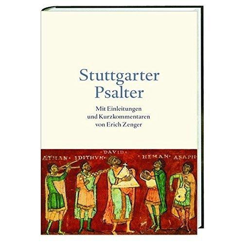 Stuttgarter Psalter