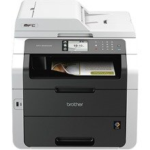 Brother Mfc-9340cdw 600 X 2400dpi Led A4 22ppm Wi-fi Black,white Multifunctional