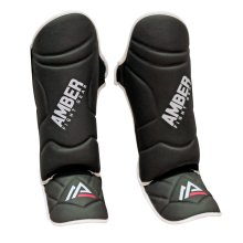 Centurion Muay Thai Shin and InstepMuay Thai Kickboxing Protective Training Sparring Shin Guards Pair