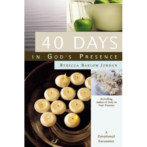 40 Days In God's Presence