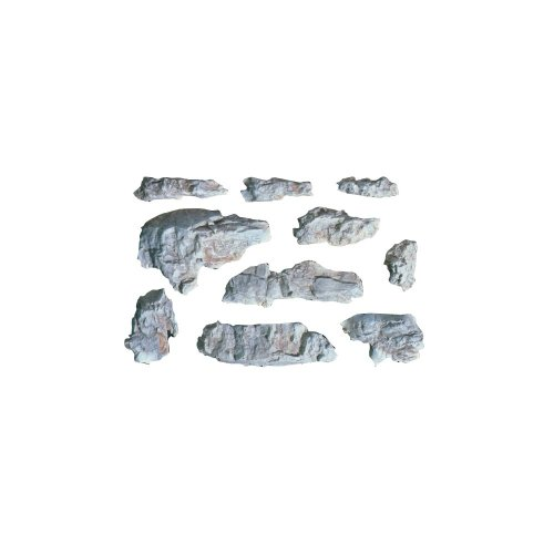 Rock mould - outcroppings - Woodland Scenics C1230 Scenery material Free post F1
