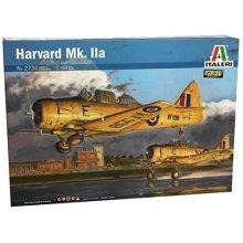 HARVARD Mk.IIA - AIRCRAFT 1:48 - Italeri 2736