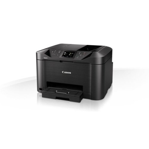 Canon Maxify Mb5155 600 X 1200dpi Inkjet A4 24ppm Wi-fi Black Multifunctional