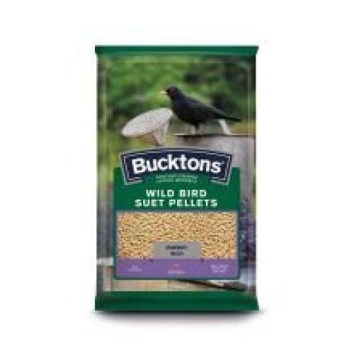 Bucktons High Energy Suet Pellets, 12.55kg