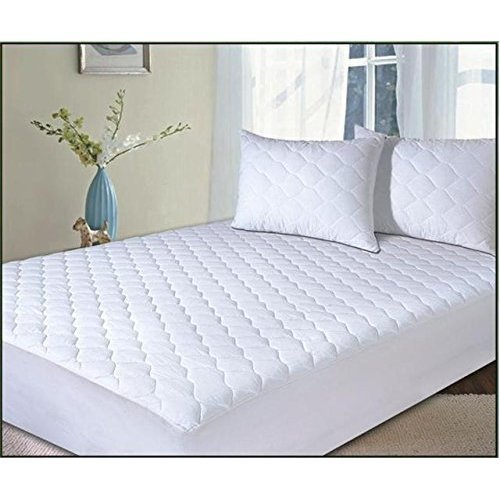 Premier Linens Mattress Cover Topper Mattress Protector Anti Allergic For Single Double Beds King And Super King Size Extra Deep Cover 33