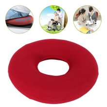 Inflatable Rubber Ring Cushion Hemorrhoid Pillow