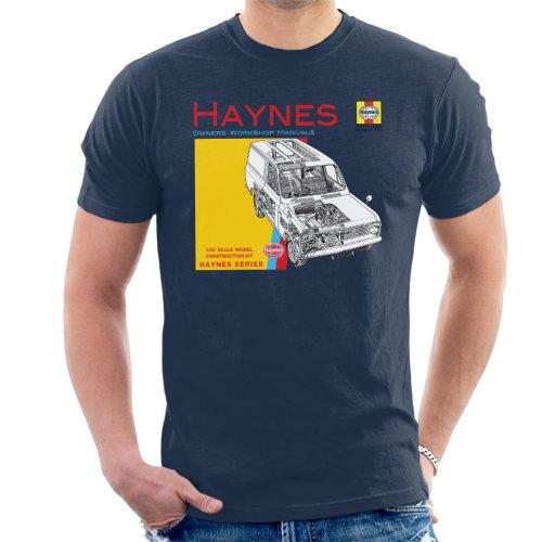 Haynes Owners Workshop Manual 0607 Bedford HA Van Men's T-Shirt