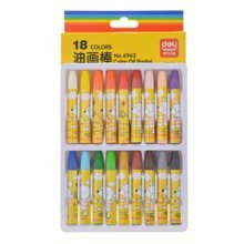 Children Oil Pastels Washable Crayons/Non-toxic Color Pens (Random Color)