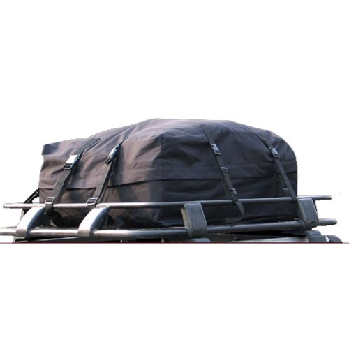 Car Roof Bag 340 Litre, Water Ressistant, Adjustable Straps