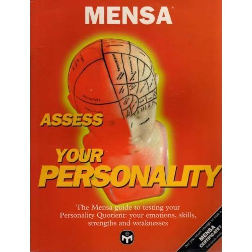 Mensa Assess Your Personality
