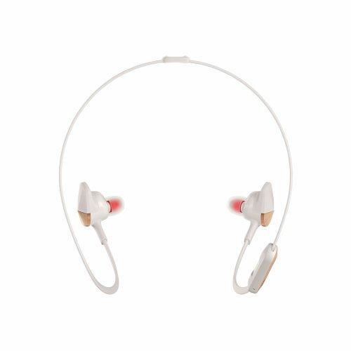 Fitbit Unisex Adult Flyer Wireless Headphones, Grey, Onesize