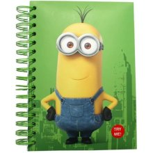 Despicable Me Minion Kevin Light Up Notebook With Sound FX