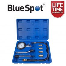 BlueSpot 8 Piece Petrol Compression Tester 07908