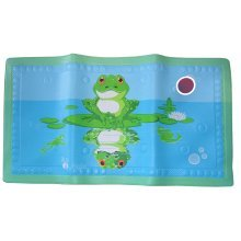 B-Bathmat with Temperature Indicator Froggy