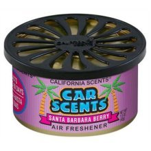 CALIFORNIA SCENTS AIR FRESHENER HOME OFFICE CAR VAN BUSINESS TAXI BUS CAB TRUCK[SANTA BARBARA BERRY]