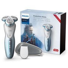 Philips Star Wars Special Edition Light Side Side Wet & Dry Men's Electric Shaver Gift Pack