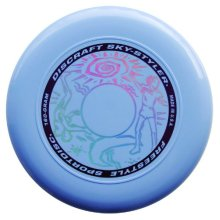 Discraft 160 gram Sky Styler Sport Disc, Light Blue