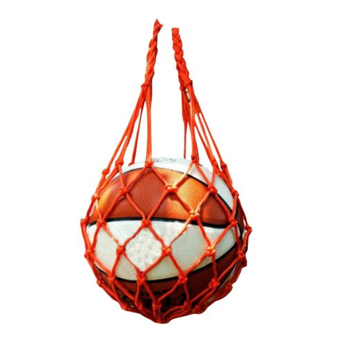 Sport Equipment Bag Durable Mesh/Net Storage Bag for Basketball/Soccer/Volleyball