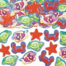 Deep Sea Fun Printed Confetti Mix   -