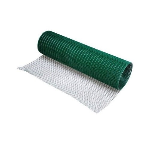 Pawhut 30m Wire Mesh Coop Fencing | Animal Enclosure Fencing