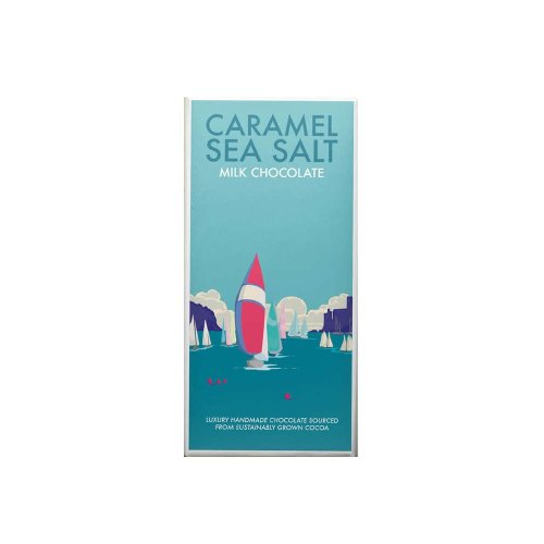 Kernow Milk Caramel Sea Salt -100g