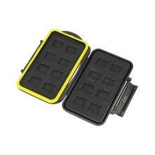 16 Slots TF Card Protecter Box Storage Case, Waterproof&Shockproof
