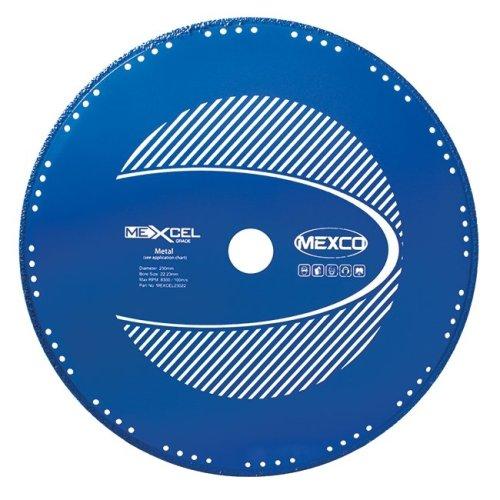Mexco MEXCEL 230mm Metal Cutting Blade