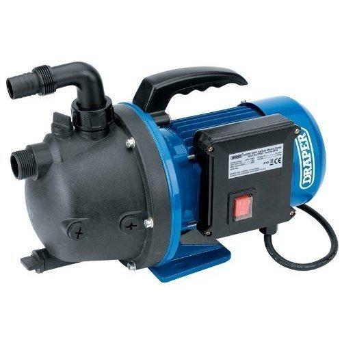 Surface Mounting Pump 76l/min - Draper Mounted 76lmin 1000w 230v 31555 Max -  draper surface mounted pump 76lmin 1000w 230v 31555 max