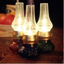 Retro Led Light USB Chargeable