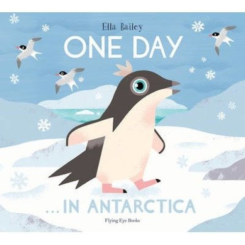One Day on Our Blue Planet ... in the Antarctic